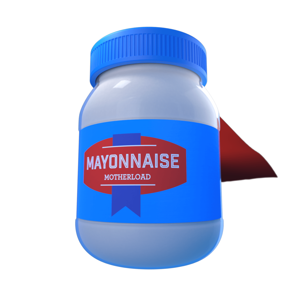 group purchasing incredible bulk mayo jar