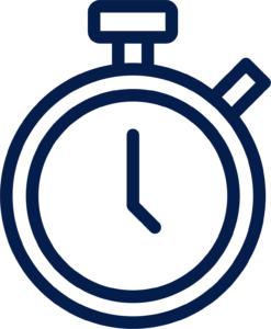 group purchasing clock icon